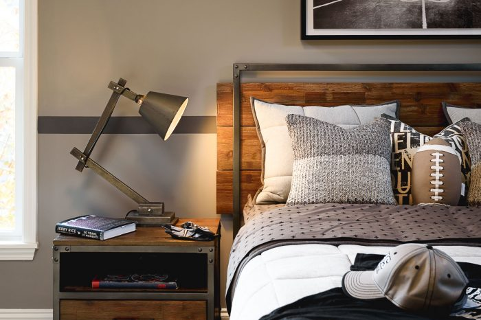 Residential Interior Design, Teenage Bedroom, Residential Interior Design & Architecture, Commercial Photography by Daniel Green, Atlanta, GA